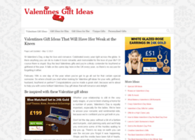valentinesgiftideas.co.uk