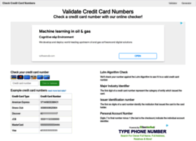 validcreditcardnumber.com