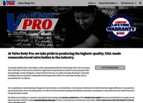 valvebodypros.com