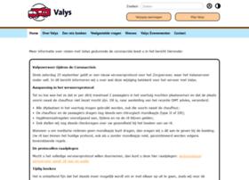 valys.nl