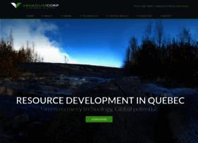 vanadiumcorp.com