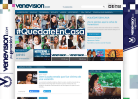 venevision.net