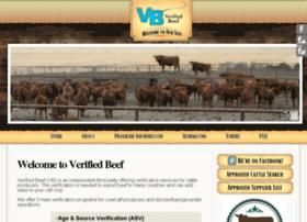 verifiedbeef.net