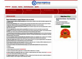 vietnam-immigration.org