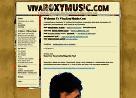 vivaroxymusic.com