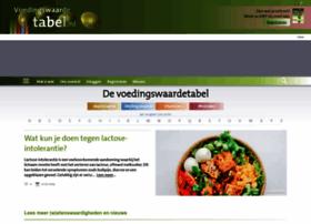 voedingswaardetabel.nl