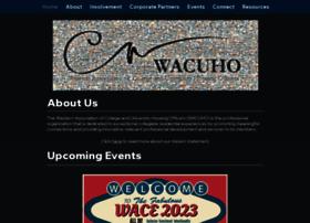wacuho.org