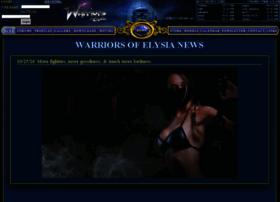 warriorsofelysia.com