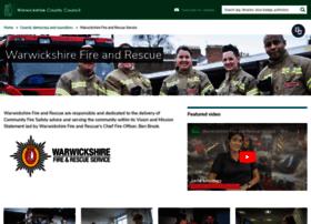 warwickshirefire.org.uk