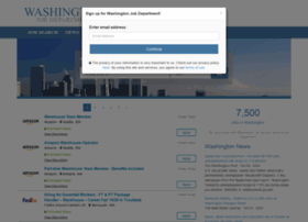 washingtonjobdepartment.com