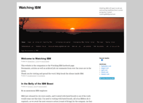 watchingibm.com