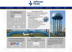 waterbill.jeffparish.net