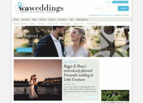 waweddings.com.au