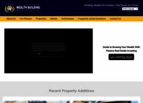 wealthbuildingrealestate.com