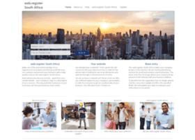 web-register-za.com