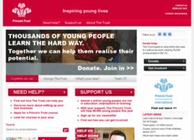 web1.princes-trust.org.uk