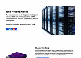 webhostinggeeks.com