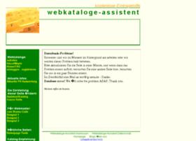 webkataloge-assistent.de