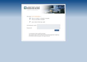 webmail.clevelandclinicabudhabi.ae