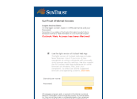 webmail.suntrust.com