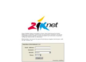 webmail.ziknet.ch