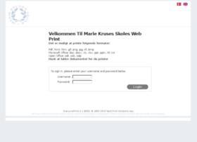 webprint.mks.dk