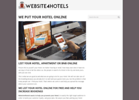 website4hotels.com