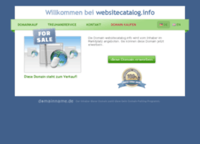 websitecatalog.info