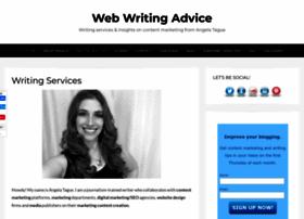 webwritingadvice.com