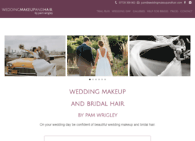 weddingmakeupandhair.com