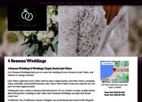 weddingsatlaketahoe.com