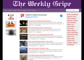 weeklygripe.co.uk