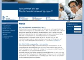 weiterbildung-fuer-aktuare.de