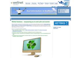 wellnetsolutions.com