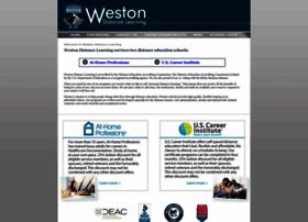 westondistancelearning.com