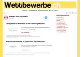 wettbewerbe.ch
