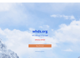whds.org