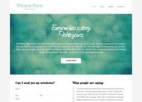 whitneydavisliterary.com