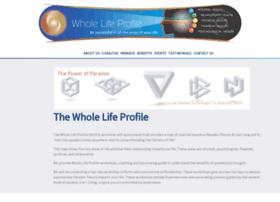 wholelifeprofile.com