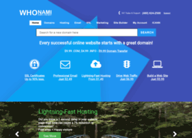 whonami.com