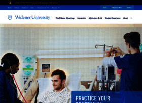 widener.edu