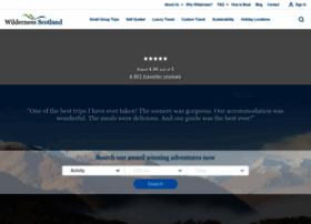 wildernessscotland.com