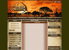 wildlifeauctions.co.za