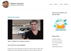 williamclarkson.net