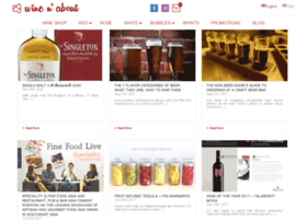 wineandabout.com
