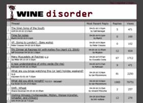 winedisorder.com