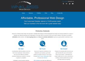 winklesswebdesign.com.au