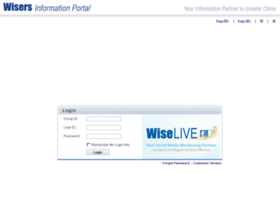 wisesearch.wisers.net
