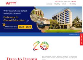 wittykidsindia.com