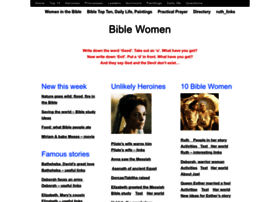 womeninthebible.net